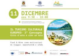 Programma convegno Il Turismo Culturale Europeo